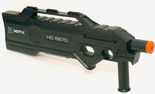 Видеокарта XFX HD 5970 Black Edition Limited