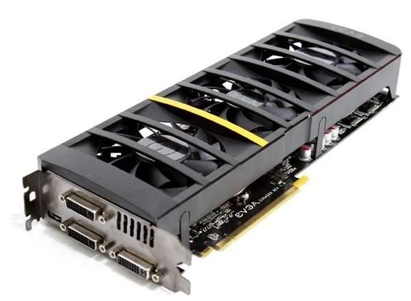 Обзор EVGA GeForce GTX 560 Ti 2Win