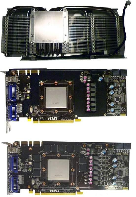 Видеокарты MSI N560GTX-448 Power Edition и кулер Twin Frozr III