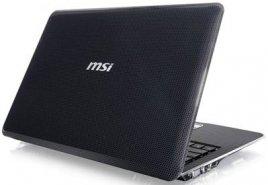 Ноутбук MSI X-Slim X360