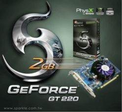 Sparkle GeForce GT 220 2 Гб