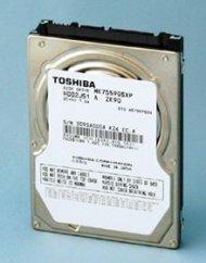 HDD Toshiba MK7559GSXP
