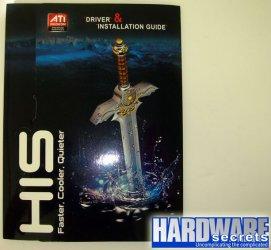 Комплектация видеокарты HIS Radeon HD 5670 IceQ