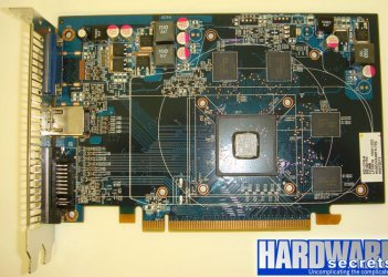 HIS Radeon HD 5670 IceQ без радиатора