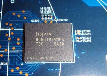 Чипы памяти HIS Radeon HD 5670 IceQ