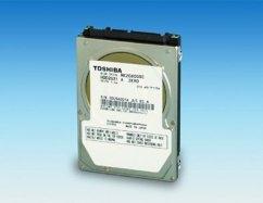 Жесткий диск  Toshiba MK2060GSC
