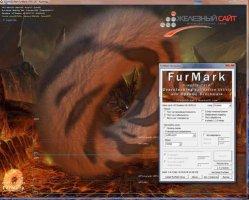 Новая версия программы FurMark 1.8.2