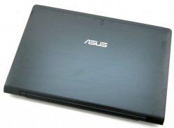 Ноутбук ASUS UL50Vf в закрытом состоянии