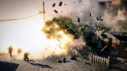Фрагмент игры Battlefield: Bad Company 2