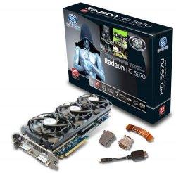Sapphire ATI Radeon HD 5970 4 Гб Toxic