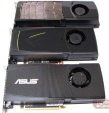 Сравнение Asus GTX 465 и референс GTX 470
