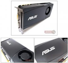 Видеокарта ASUS GeForce GTX 465 1 Гб