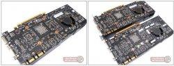 Дизайн PCB ASUS GTX 465 1 Гб