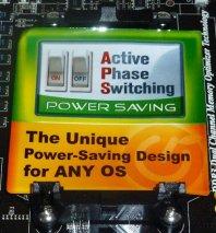 MSI 890FXA-GD70 обладает функциями энергосбережения