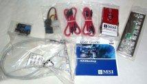 Комплектация материнской платы MSI 890FXA-GD70