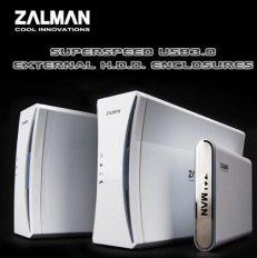 Серия скоростных внешних винчестеров USB 3.0 от Zalman