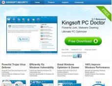 Kingsoft PC Doctor - программа для защиты ПК