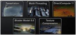 Особенности DirectX11