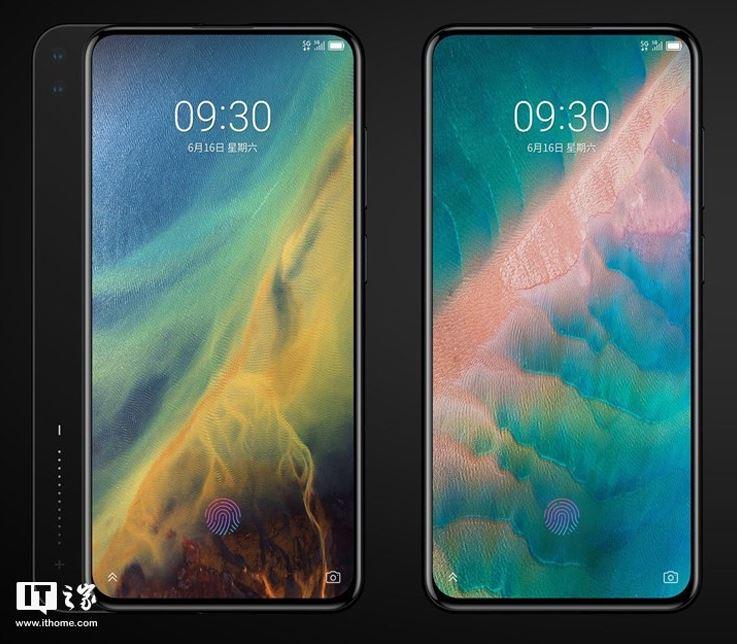 В сети появились рендеры смартфона ZTE Axon S