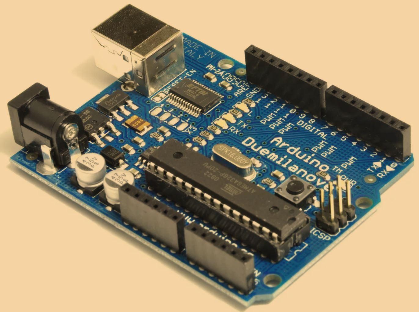 Что такое микроконтроллер Ардуино?