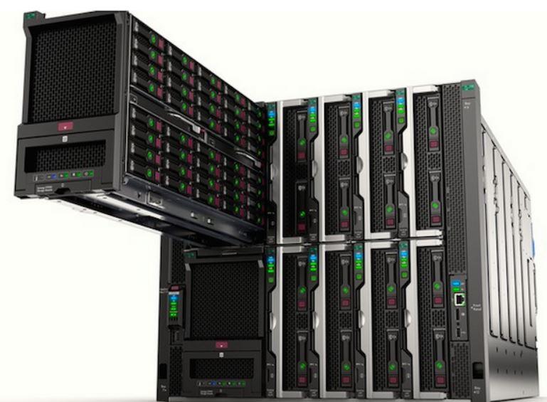 Серверное оборудование и решаемые им задачи
