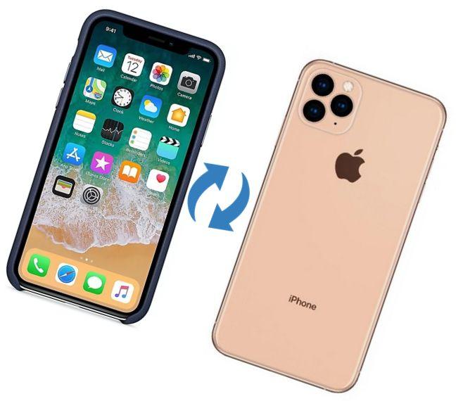 Обмен iPhone: быстро и просто