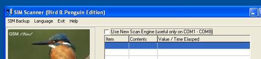 SIM Scanner создание мульти-SIM